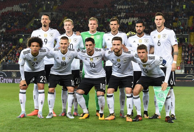 Germany Announce Squad For Brazil Spain Friendlies Several