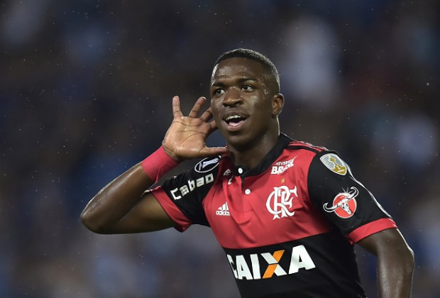 42d0a193e Real Madrid s New Brazilian Starlet Dreams Of Celebrating With
