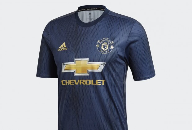 ab6efa7602f Manchester United Launch New 2018 19 Third Kit