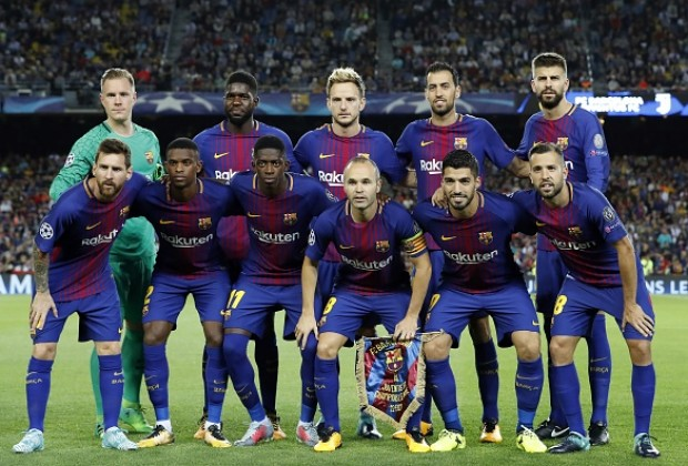 LaLiga champions FC Barcelona have announced their travelling squad for the  trip to South Africa 428471885b3