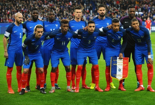 3fd55db46 France Announce World Cup Squad
