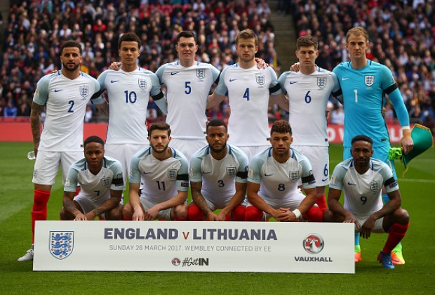 825d70a66 England Announce 23-Man 2018 FIFA World Cup Squad