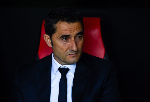 FC Barcelona manager Ernesto Valverde was impressed with the atmosphere at  the FNB Stadium and claims Mamelodi Sundowns have a lot of enthusiasm. 04562c18820