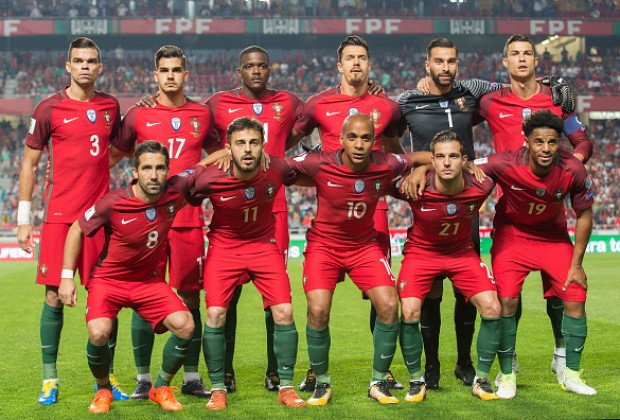 7834949e3 Portugal Axe Two Barca Stars For Final 2018 FIFA World Cup Squad