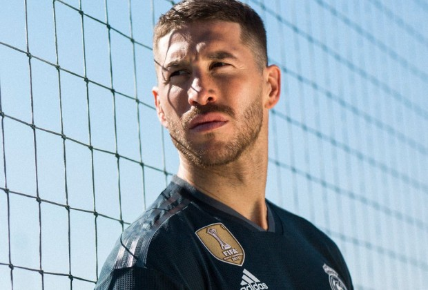690ab168f5f Gallery  Real Madrid Unveil 2018 19 Away Kit