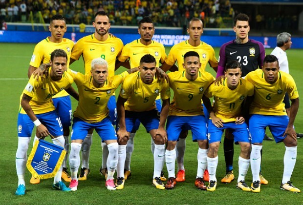 The 10 Highest Paid Stars In Brazil S 2018 Fifa World Cup Squad Brazil world cup qualifier matches. fifa world cup squad