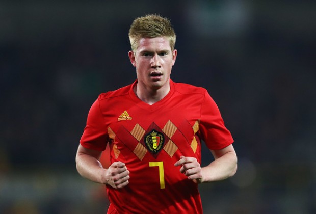 new product ac624 6c7bb Kevin De Bruyne Backs One Star To Light Up The 2018 FIFA ...