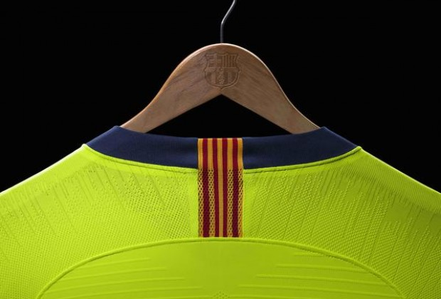 Gallery Fc Barcelona Unveil New 2018 19 Away Kit