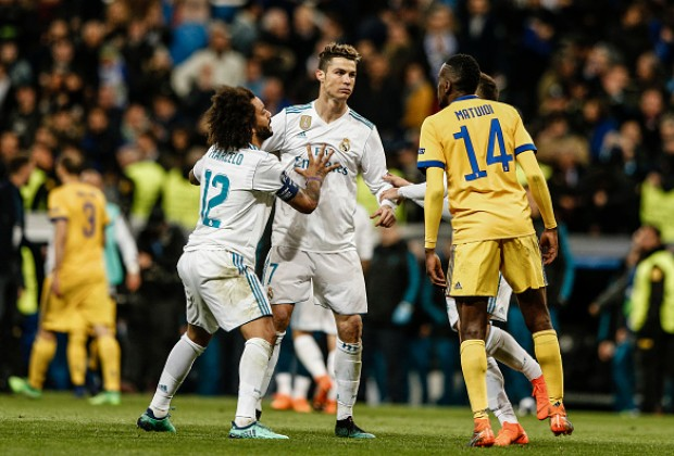 aa9dc82696d Real Madrid superstar Cristiano Ronaldo has been heavily tipped to join  Juventus in this transfer window. Is this what Los Blancos  record  goalscorer could ...