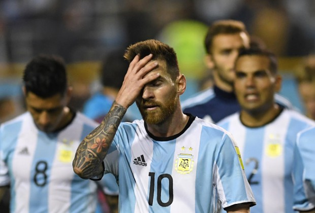 42c494dce With FC Barcelona superstar Lionel Messi having been criticised for his  performances with Argentina at the 2018 FIFA World Cup