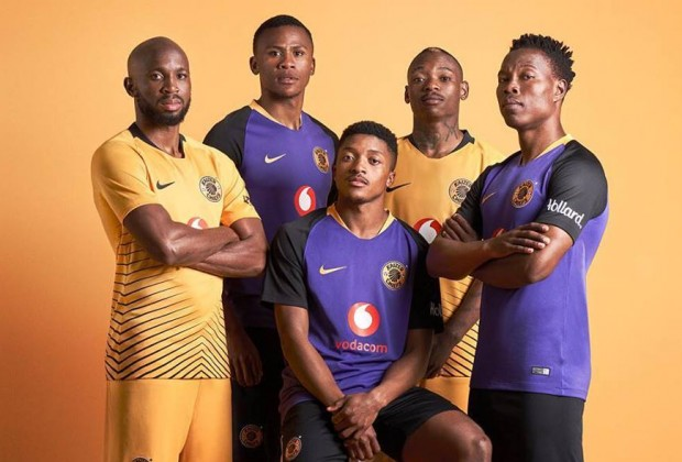 eccdeb247 Kaizer Chiefs  New Nike Kit Has Been Launched
