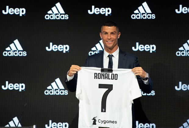 online store 3617c 12fd4 10 Stars Who Wore The No. 7 Jersey At Juventus Before Cristiano