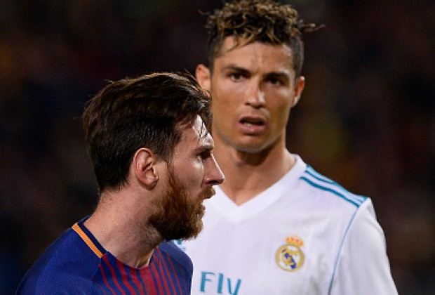 Cristiano Ronaldo Talks About Lionel Messi Rivalry After Juventus Move