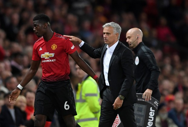 paul pogba has disrespected manchester united