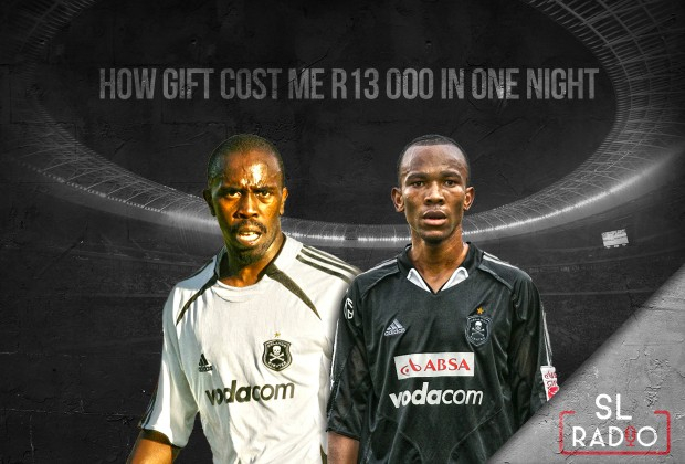 Still In Touch Gerald Modabi Pt 2 - How Gift Once Cost Me R13 000