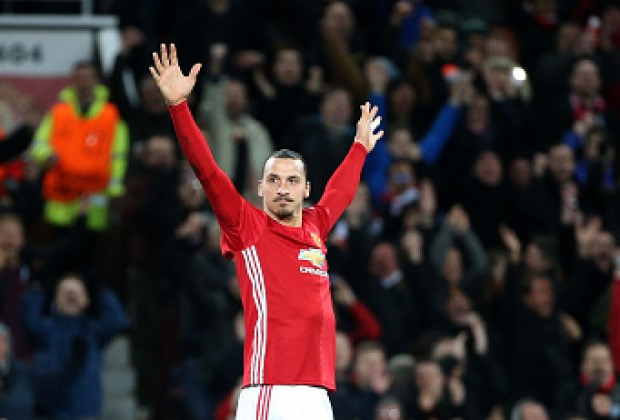 c5e95623a08 Did you hear the nickname Manchester United superstar Zlatan Ibrahimovic  gave himself after his hat-trick against Saint-Etienne on Thursday night
