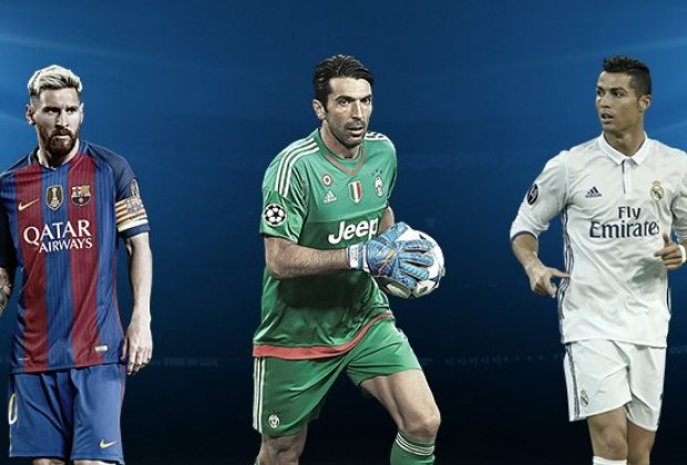 e7e0f107f96 Why Buffon, Messi & Ronaldo Could Win Player Of The Year