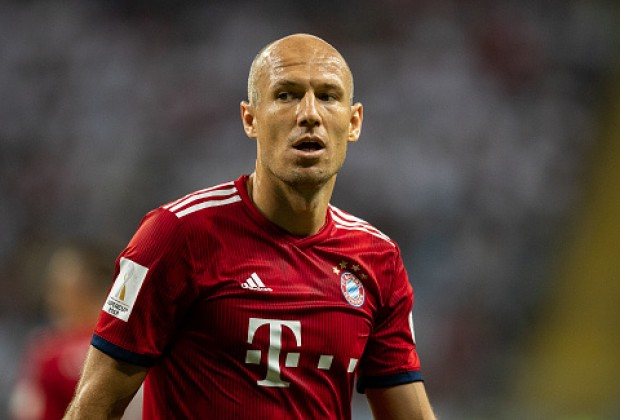 reputable site 91bf0 25401 Arjen Robben: Leaving Real Madrid Was The Best Decision I Made