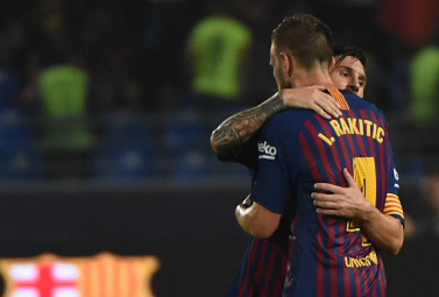 detailed look 92e7f 0612e Ivan Rakitic Reveals Why He Stayed At FC Barcelona