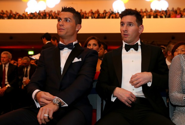 Cristiano Ronaldo & Lionel Messi To Join Forces As Judges For New