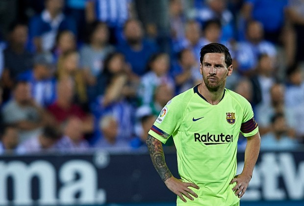 d635bea1c With Spanish giants FC Barcelona suffering a shock defeat in the week