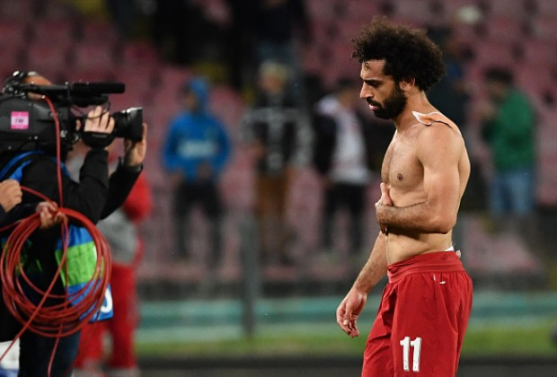 With African superstar Mohamed Salah once again underperforming for  Liverpool 0e334eaf6