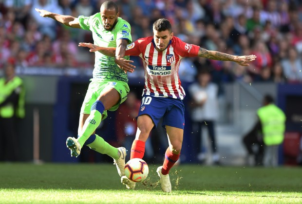 Atletico Leapfrog Real Madrid With Betis Win