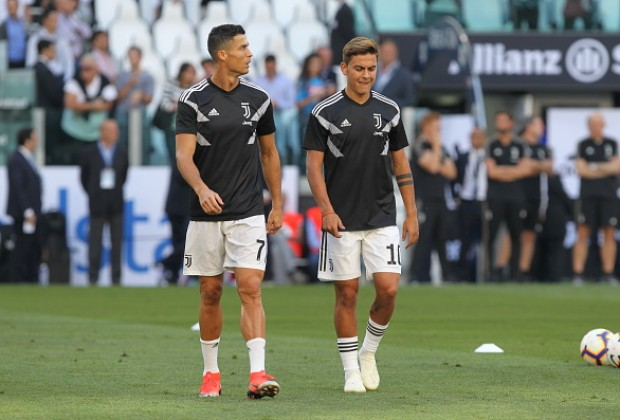 Image result for Paulo Dybala with messi