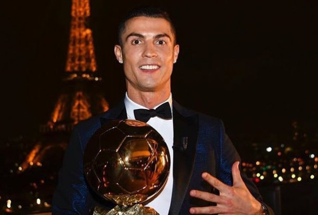 Image result for ronaldo ballon dor