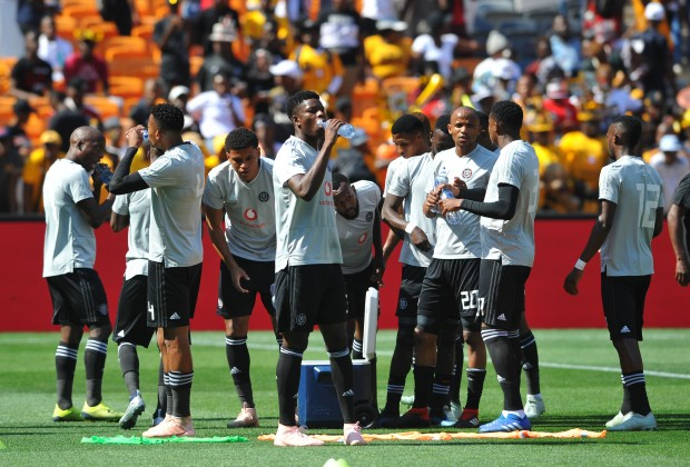 Orlando Pirates Switch Focus To The CAF Champions League