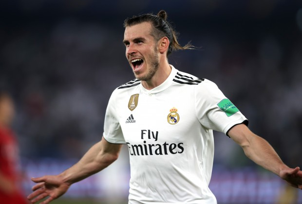 Real Madrid star Gareth Bale matched a feat only Lionel Messi and Cristiano  Ronaldo have achieved at the FIFA Club World Cup b1b2aabcb