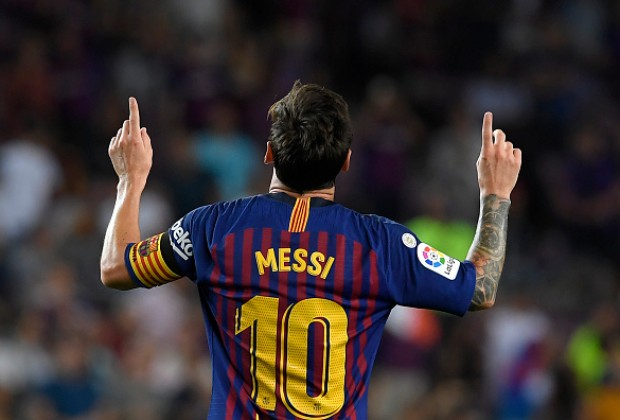 Lionel Messi Wanted €75m FC Barcelona Signing'