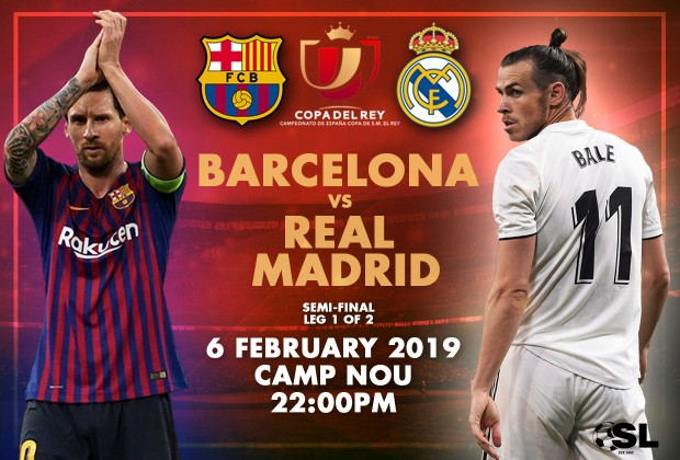 All eyes will be on FC Barcelona s team sheet and whether or not Lionel  Messi will start against Real Madrid in tonight s El Clasico in the Copa  del Rey ... c503d44773337