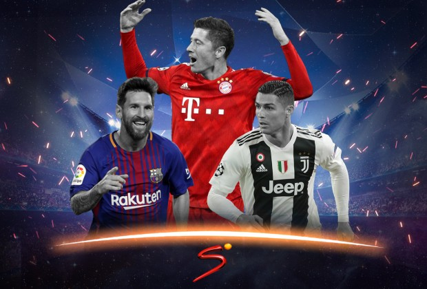 The Top Goalscorers In UEFA Champions League So Far