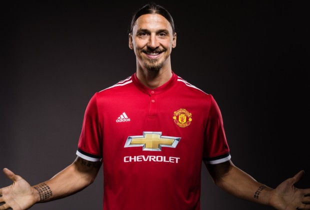 timeless design fb4c6 f933d Zlatan Ibrahimovic: Why I Joined Manchester United