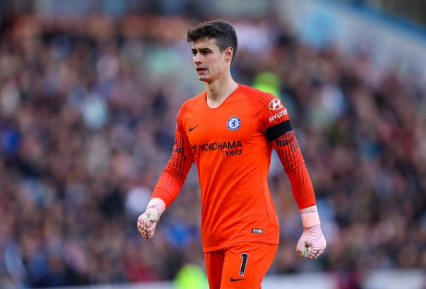 free shipping c7ce2 601a7 Social Media Rips Into Chelsea Keeper After His Refusal To