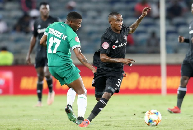 31991143604 Thembinkosi Lorch's former coach and mentor has promised that South Africa  is still to see a lot from the hardworking Orlando Pirates star.