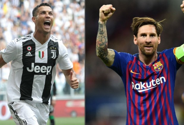Lionel Messi Breaks Cristiano Ronaldo Spanish Hat Trick Record But
