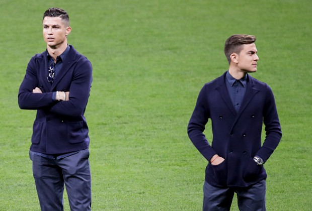 782bbadd2 A former Juventus player believes Argentine superstar Paulo Dybala is  struggling to find his best form at the Italian giants because of Cristiano  Ronaldo s ...