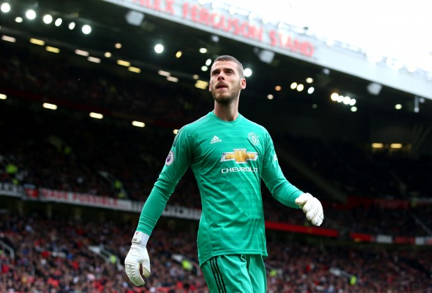 d971f0ad237 Manchester United manager Ole Gunnar Solskjaer has been urged to drop  goalkeeper David de Gea following his costly error against Chelsea.