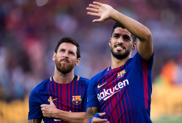 efbc33c0662 FC Barcelona are reportedly preparing a staggering £70 million (R1.3  billion) deal for a Premier League striker who is said to be viewed as Luis  Suarez s ...