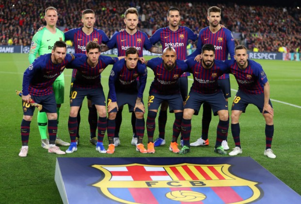 The Best Fc Barcelona Players