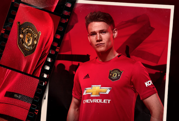 6138f7e0d Gallery  Manchester United Unveil New 2019 20 Adidas Home Kit