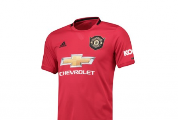 sale retailer 021b4 9c01b Gallery: Manchester United Unveil New 2019/20 Adidas Home ...