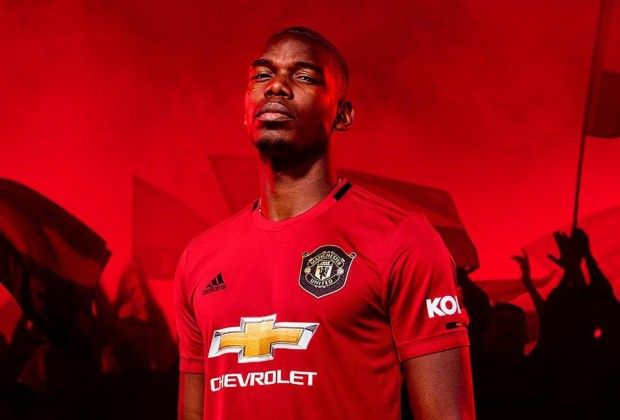 sale retailer 4e087 aa702 Gallery: Manchester United Unveil New 2019/20 Adidas Home ...