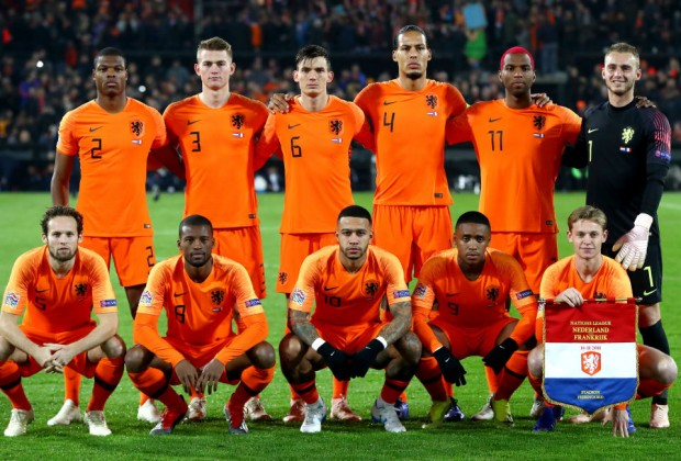 Netherlands Announce Uefa Nations League Final Squad 5 Stars Snubbed