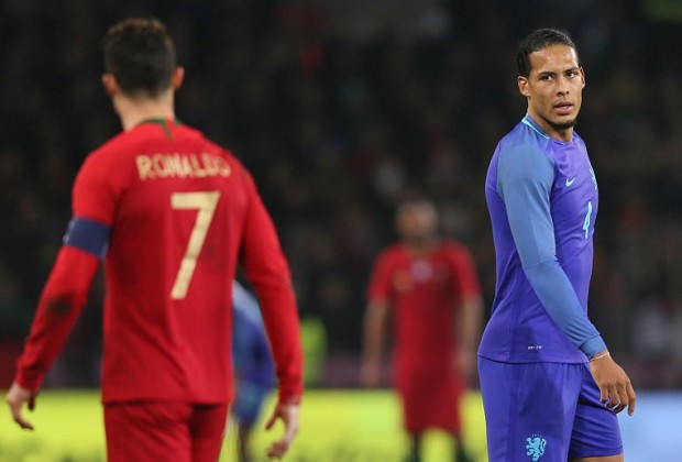 Virgil Van Dijk On Facing Cristiano Ronaldo In The Uefa Nations League