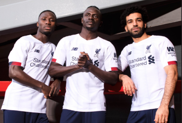 78476f2e Gallery: Liverpool Unveil 2019/20 Away Kit