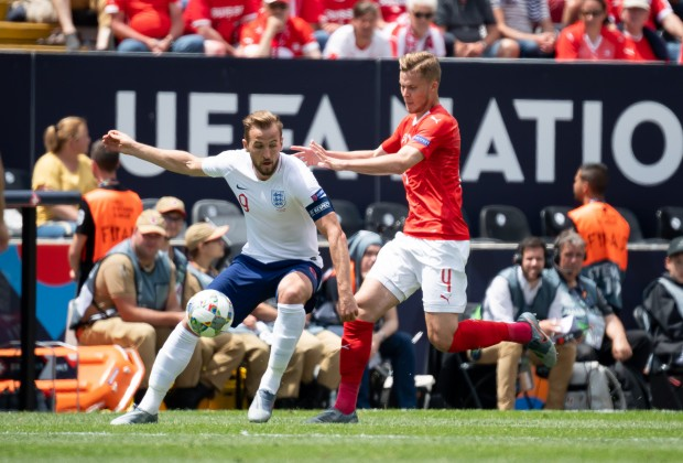 Uefa Nations League Report Switzerland V England 09 June 2019