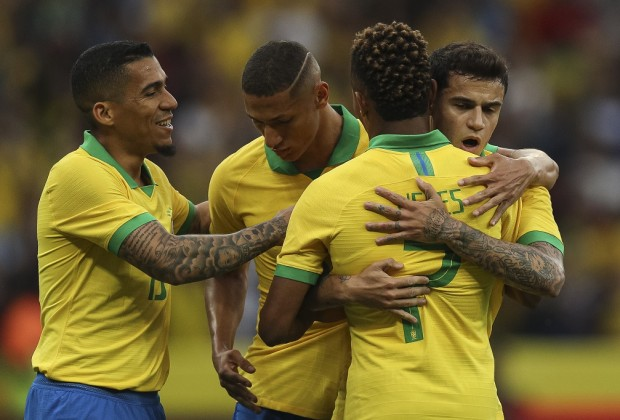 b4d85a48220 International Friendly Report: Brazil v Honduras 09 June 2019